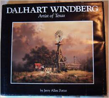 Artist of Texas - Dalhart Windberg - Book