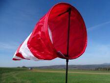 für Einleiner/Drachen: Windsack Airport XL 100cm
