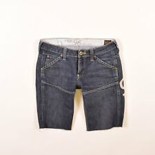 G-Star Damen Shorts Hose Gr.26 Elwood Heritage Embro Narrow Navy Blau, 46002