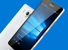 "Microsoft Nokia Lumia 950 DUAL SIM 5.2"" 4G LTE 32GB ROM 20MP Smartphone Windows"