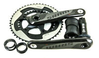 SRAM S-952 11 Speed Carbon 50/34T BB30/PF30 + BB Road Bike Crankset 172.5mm NEW