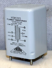Triad Transformer Corporation Hsm-225 Filament Transformer Tf4Rx01Ea