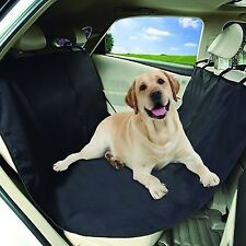 Car Bench Seat Cover For Dogs By Lebogner - Waterproof Fabric Pet Hammock Sea...
