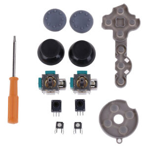 13 in 1 Analog stick sensor thumb sticks trigger switch button for XBOX 360_cd