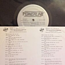 Radio Show: POWERLINE 10/19/90 BEE GEES, GLASS TIGER,STARSHIP, BREATHE,R.ORBISON