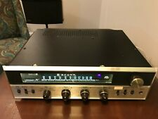 HH Scott Stereomaster 342 Receiver RECONDITIONED, LED CONVERSION, RECAP