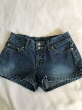 Bongo Hipster Jean Shorts Junior's Size 5