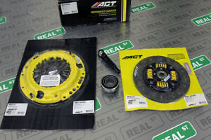 ACT HD Full Face Sprung Clutch Kit Mitsubishi Eclipse 4G63 4G64 3000GT 6G72 DSM