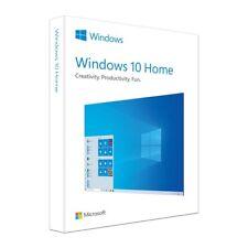 Win 10 Home ~ Lifetime Activation Key - 32/64-bit