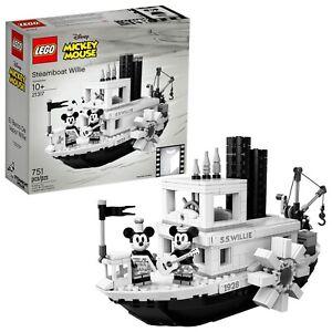 LEGO 21317 Ideas Steambot Willie Set Brand New