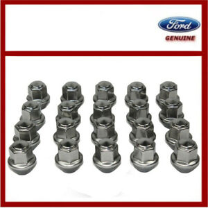 Genuine Ford Fiesta, Focus & More Alloy Wheel Nut x1 M12 x 1.5mm 5114407 X20