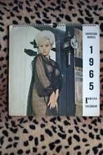 Kamera Calendar 1965 by Harrison Marks