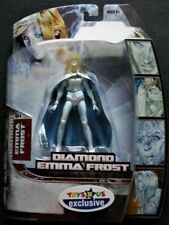 2006 Marvel LEGENDS DIAMOND EMMA FROST HASBRO<>TOYS*R*US Exclusive<>nm/mt