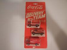 Vintage Corgi Coca Cola Delivery Team 3010C (3)
