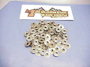 "5 Sets of 16 Xceldyne Mini 300M Steel Retainers 11-0620-A 1.160""-.940"" - .660"""