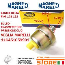 LANCIA DELTA FIAT 128 132 X1/9 BULBO PRESSIONE OLIO VEGLIA 116451059901