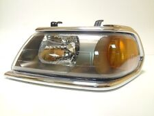 Mitsubishi OE Pajero/Montero/Shogun 2000- left front head lamp lights for EUROPE