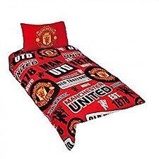 Manchester United FC Official Football Gift Duvet Set