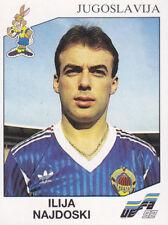 Panini - UEFA Euro 1992 Sweden - Ilija Najdoski - Yugoslavia - # 74