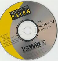 Classic Pc Software - PSION - PsiWin 2 - Pc Connetivity Software - (Win98, WinNT