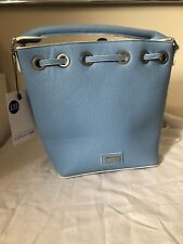 Skinny Dip bucket bag great condition new with tags corn flower blue