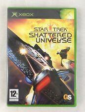 Xbox Star Trek Shattered Universe (2004), UK Pal, Brand New & Factory Sealed