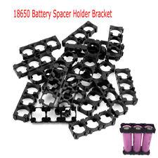 50PCS Battery Spacer 3x 18650 Radiating Holders Bracket EV Electric Car Toy Bike