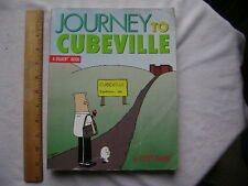 Journey to Cubeville. A Dilbert Book.  Large softcover.