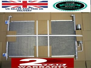HONDA CIVIC MK8 AC CONDENSER AC RADIATOR  2005 TO 2011  comes with new Dryer