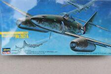 HASEGAWA MESSERSCHMITT ME 262 A 1/72 (345) SEALED