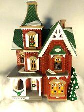 "Dept 56 The Original Snow Village ""Beacon Hill Victorian"" #54857 Beautiful Boxed"