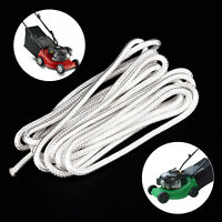 Nylon Pull Starter Recoil Start Cord Rope For Yard Lawnmower- Chainsaw- Tools AU