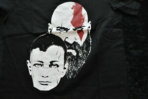 God Of War Contest Playstation T-Shirt Size S NEW