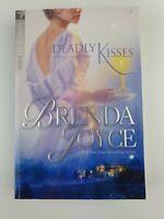 Deadly Kisses by Brenda Joyce (Paperback, Book, 2006)