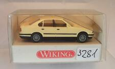 Wiking 1/87 Nr. 149 08 20 BMW 520 i Limousine Taxi OVP #3281