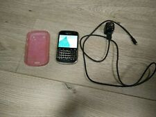 BLACKBERRY BOLD 9900 CELL PHONE  with 9900 WITH C*SE, OEM CHARGE, UN-LOCK C*DE