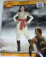 Disney Prince of Persia Princess Tamina Child Costume - Girls Large (10-12)