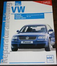 Reparaturanleitung VW Passat B5 Benziner (3B / GP / 3BG), Baujahre 1999 - 2002
