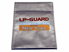 18x22cm LiPo Safe Battery Charging Bag Sack Pouch, Fire Resistant Charge VNR1641