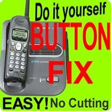 Panasonic Keypad Button Repair Fix Kx-Tg2267B Kx-Tg2267S Kx-Tg2247S Kx-Tg2257s
