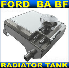 FORD FALCON BA BF RADIATOR OVERFLOW TANK  -  RECOVERY EXPANSION TANK