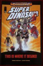 Super Dinosaur (2013) #1 - Halloween Comic Fest - Robert Kirkman - Image Comics
