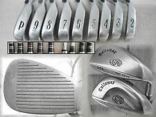 Callaway S2H2 Golf Irons 2-P Memphis10 Vintage NICE