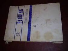 PERKINS DIESEL ENGINE SERVICE WORKSHOP MANUAL MARINECAT