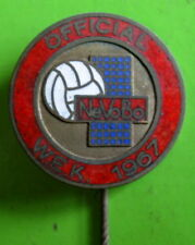 NETHERLANDS VOLLEYBALL FEDERATION 1967 VINTAGE OFFICIAL PIN