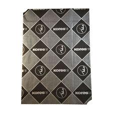 10 Blatt A4 Kohlepapier Schwarz Kores Durchschreibepapier Carbon Schreibmaschine