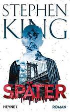 Später von Stephen King (2021, Gebundene Ausgabe)