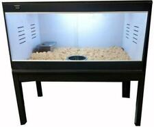 """Stand for Reptile Cage Critter Condo ,Bearded Dragon fits 48"""" cage, New!"""
