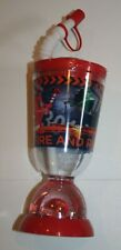 Walt Disney Planes Fire & Rescue Plastic Cup with straw BPA free. Brand New