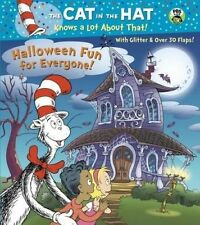 Halloween Fun for Everyone! (Dr. Seuss/Cat in the Hat) by Rabe, Tish